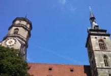 Монастырская церковь в Штутгарте
