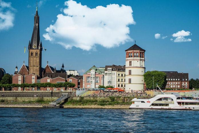 Старый город Альтштадт