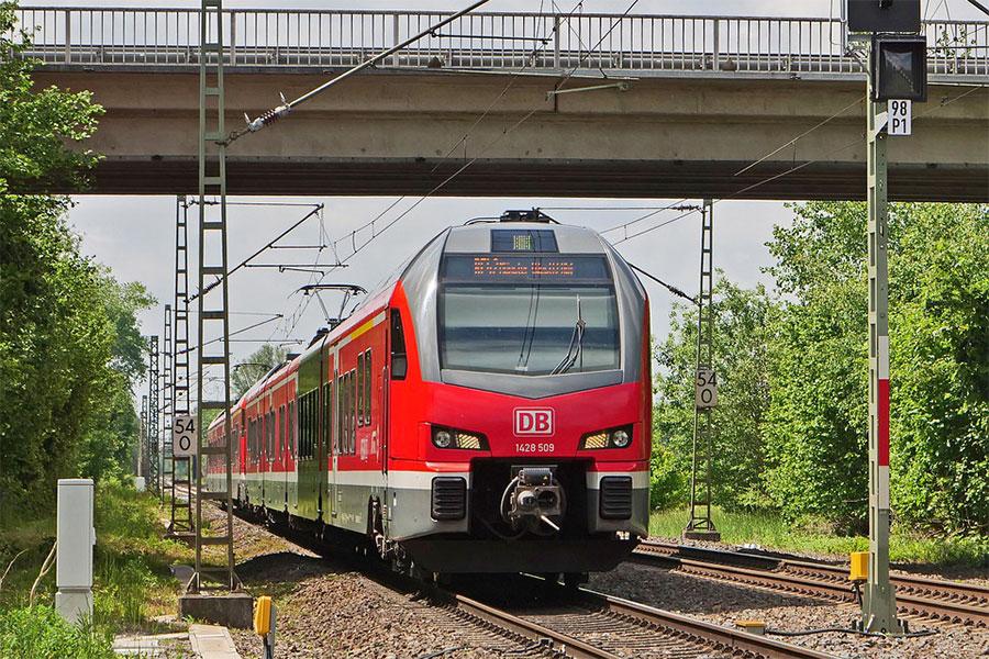 Поезд Regional-Express