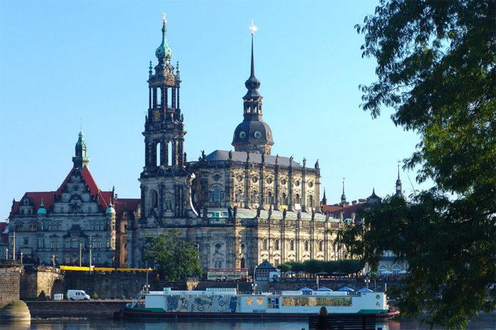 Кафедральный собор Дрездена