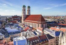 Фрауэнкирхе в Мюнхене