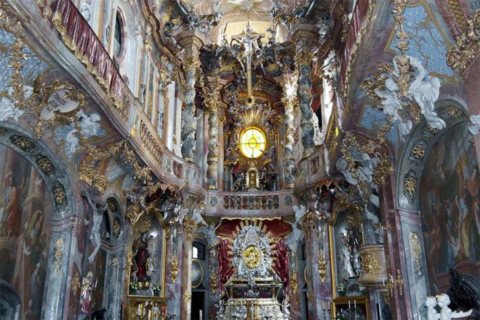 Азамкирхе в Мюнхене